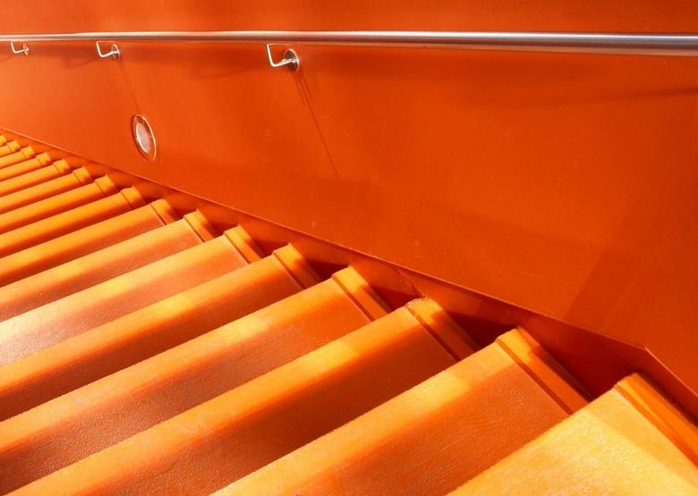 orange2 - Een bezoek aan het museum voor beeld en geluid<br />