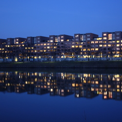 Maastricht tijdens het blauwe kwartiertje
