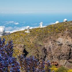 La Palma - Observatorium bij Roque de Los Muchachos