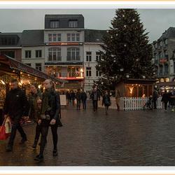 Grote markt in Hasselt