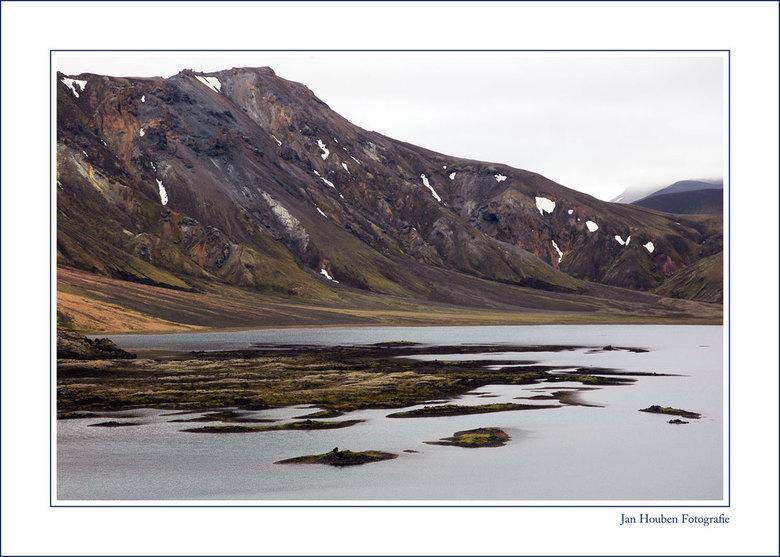 IJsland (35) - Landmannalaugar - Frostastaðavatn