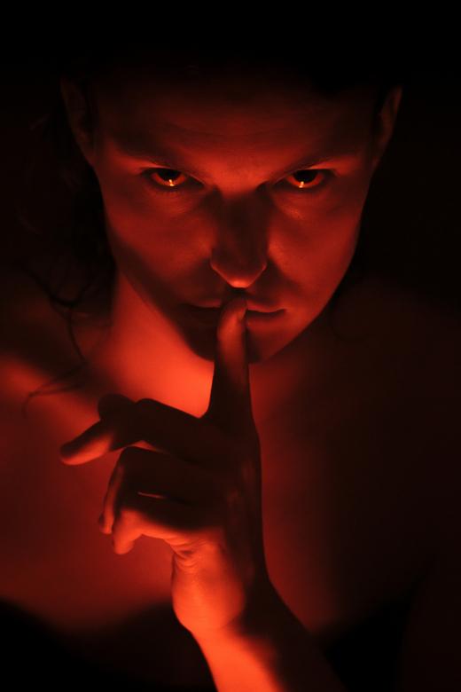hush -