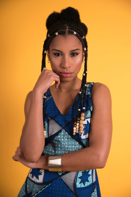 Miss Africa - Neila