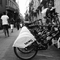 Bicing Barcelona