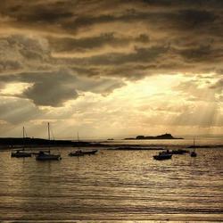 North Berwick Beach Gold