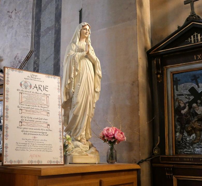Chapelle Lariboisière  Parijs  (2) -