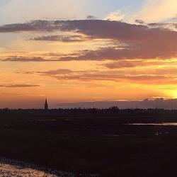 Steenwijk geplakt