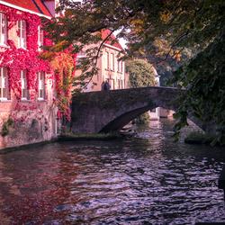 Brugge in de herfst