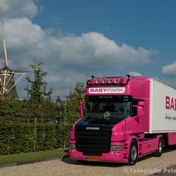Babypark in Hollandse omgeving