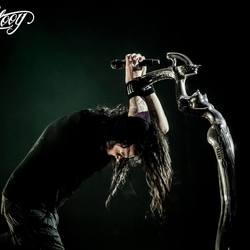 Korn live in Utrecht