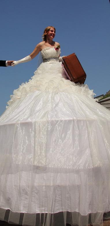 dag tijd vind bruid groot