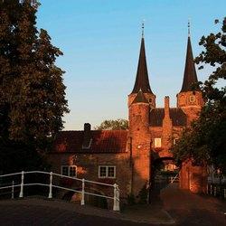 Oostpoort in Delft