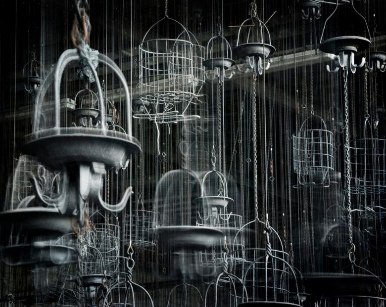"""verlaten mijn  - Ja...het spookt hier..... <img  src=""""/images/smileys/wilt.png""""/>"""