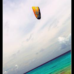 Klein Curacao kite