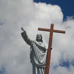 Jezus a  le Rocher