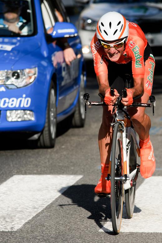 La Vuelta a espana - Gemaakt in benidorm tijden de ploegentijdrit