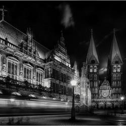 Ein Abend in Bremen