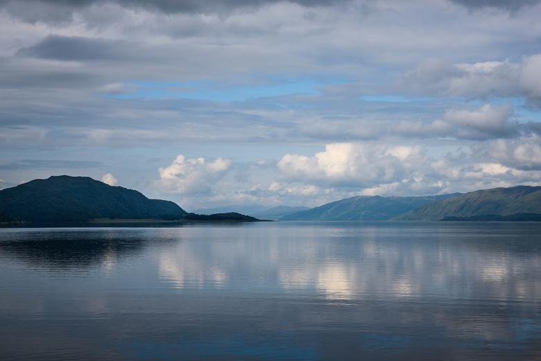 Loch Eline - Een prachtige vakantie in Schotland.<br /> Wat een rust had je hier. Heerlijk