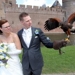 Huwelijk van Niels en Lori