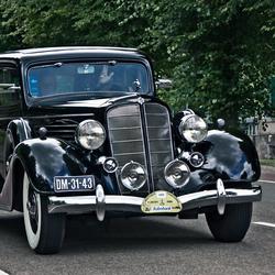 Buick Club Sedan 1935