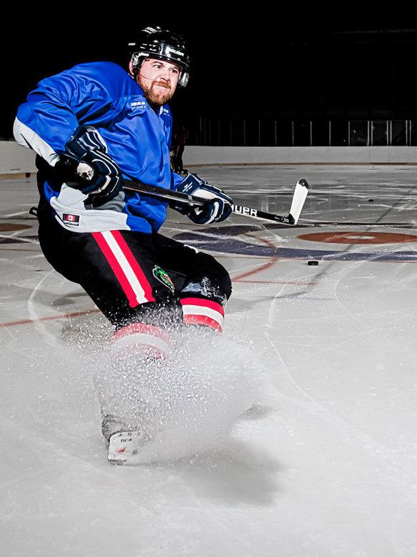 IJCU Dragons 1 - Foto gemaakt tijdens de training van ijshockey team IJCU Dragons.