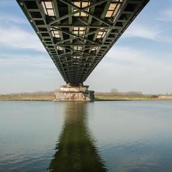 Brug over IJssel