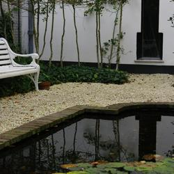 Tuin in Amsterdam Centrum