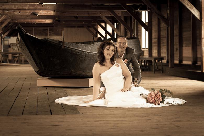 Jurgen en Patricia - Jurgen en Patricia - weddingshoot