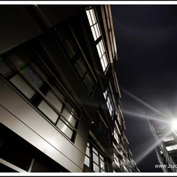 Wave by night Almere