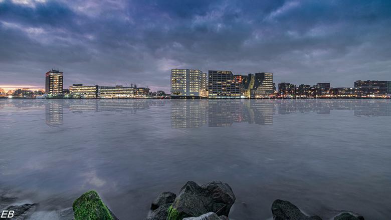 Het IJ, Amsterdam -