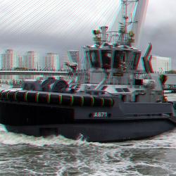 Wereldhavendagen 2019 Rotterdam 3D