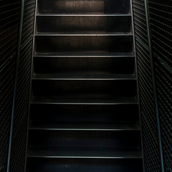 stairs, different way
