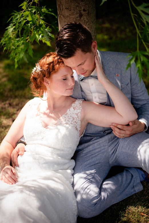 I love you - Zittende foto's geven vaak ook mooie foto's. vooral als het licht mooi valt.