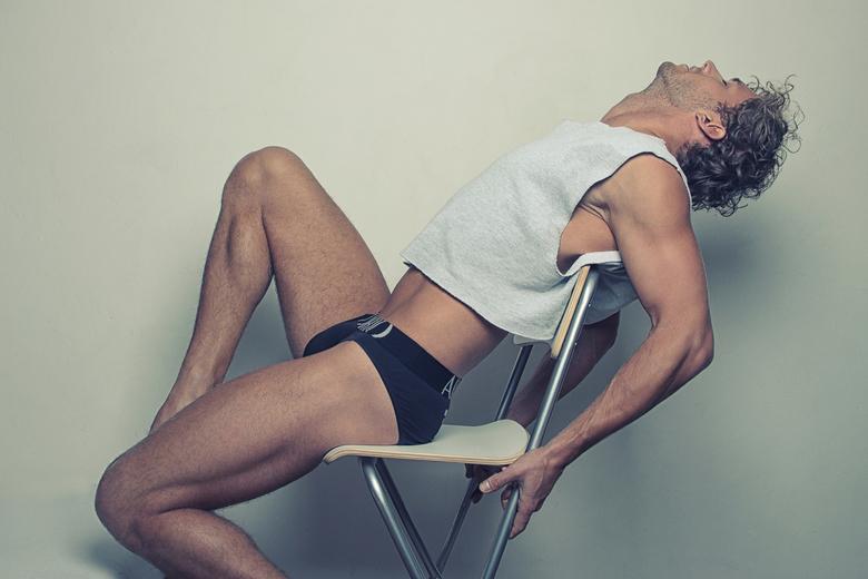 Silver Lining - Model: Mitchell Van de Laar