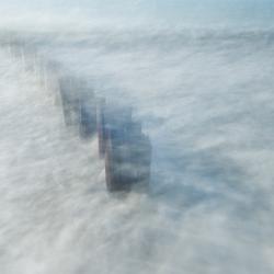 Nog meer storm op zee
