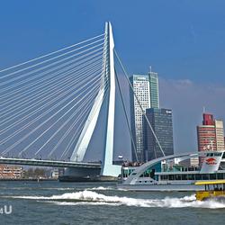 Fotograaf4U - Erasmus Brug Rotterdam