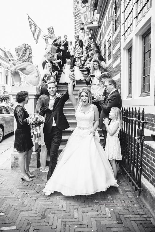 Gelukkig getrouwd!