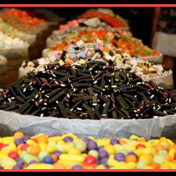 Snoepjes in St. tropez