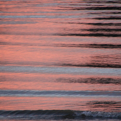 kleurrijk water