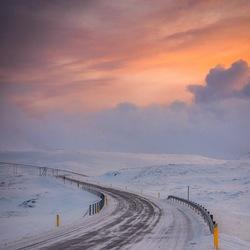 Road to Borganes