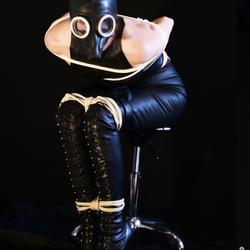 Fetisch bondage 479