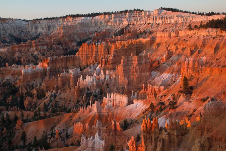 Bryce canyon -