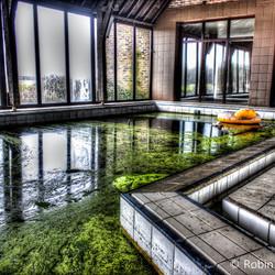 urban zwembad