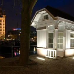 Oude Haven by night