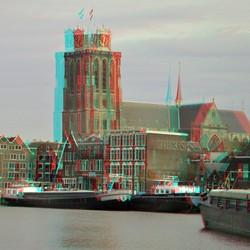Dordrecht hyper-anaglyph stereo