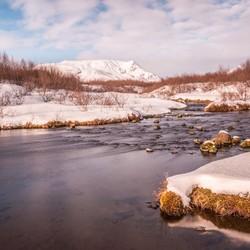 Mooie dag in IJsland
