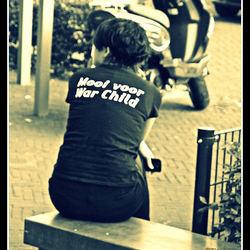 SPOTLIGHT: Straatfoto, beetje bewerkt