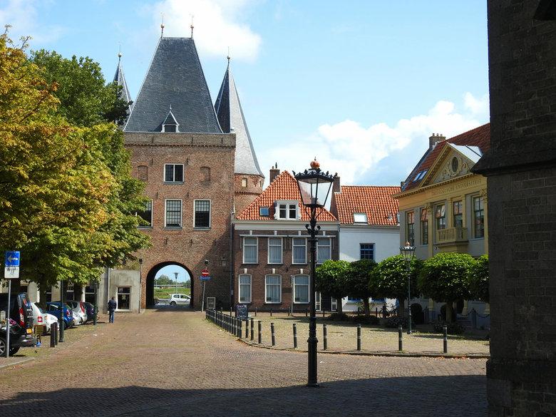 Kampen - Het oude stadsgedeelte is zeker de moeite waard voor een bezoekje.