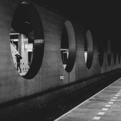 Rotterdam station Blaak
