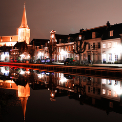 Maarssen at night